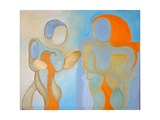Man and Woman Nr 1  2009