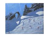 L'Aiguille Percee  Tignes  2009