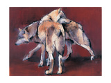Wolf Composition  2001