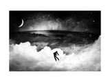 Lost In The World Giclée premium par Alex Cherry