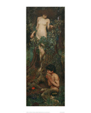 A Hamadryad Giclée par John William Waterhouse