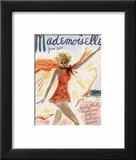 Mademoiselle Cover - June 1936