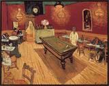 Van Gogh: Night Cafe  1888