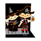 Halloween Friends - Jack & Jill