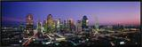 Night  Dallas  Texas  USA