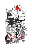 The Thornbush Christmas Tree - Jack & Jill