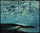 Moonlight  Isle of Shoals  1892