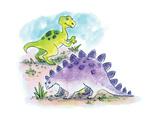 Dinosaurs - Humpty Dumpty