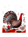 Mr Turkey - Child Life