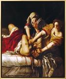 Judith and Holofernes  Around 1620