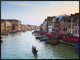The Grand Canal  Venice  UNESCO World Heritage Site  Veneto  Italy  Europe