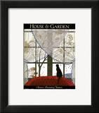 House & Garden Cover - September 1925