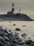 New York  Long Island  Montauk  Montauk Point Lighthouse  USA