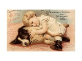 Hoytes Cologne  Dogs  Womens  USA  1890