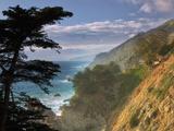 Big Sur Coastline in the Afternoon
