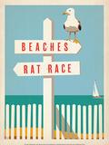 Beaches vs Rat Race
