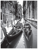 Gondola Pair  Venice