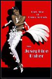 Josephine Baker Reproduction d'art par Clifford Faust