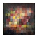 Ancient Harmony, c.1925 Reproduction d'art par Paul Klee