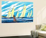 Sailing Ships - Jack & Jill