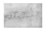 Reclining Female Nude  c1914