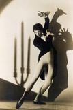 Postcard of Robert Helmann