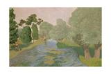 Normandy Landscape  1903