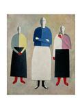 Three Little Girls  1928-32