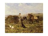 Grouse Shooting  1901