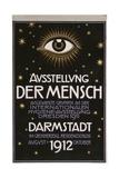 German Advertisement for a 'Hygiene Exhibition' in Darmstadt  Printed by CC Meinhold Und S…