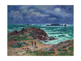 A Squall  Finistere  1911
