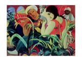 Oriental Women (Odalisques)  1912