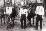 Three Seminole Indians