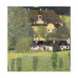 Kammer Castle on Lake Attersee II  1909