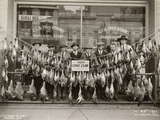 Result of a Duck Shoot Near Houston  Texas  USA  1921
