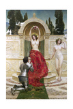 In the Venusburg (Tannhauser)  1901