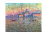 San Giorgio Maggiore  Venice  1908