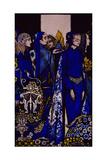 """""""Etain  Helen  Maeve and Fand  Golden Deirdre's Tender Hand"""" Illustration by Harry Clarke from…"""