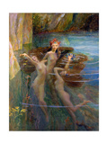 Water Nymphs  1927