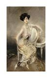 Portrait of Rita de Acosta Lydig  1911