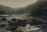 Happy Valley  Hong Kong  from an Album of Photographs Relating to the Service of Pte H Chick  1940