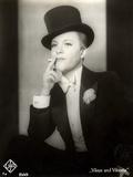 "Portrait of Renate Mueller in the Film ""Viktor and Viktoria""  1933"