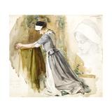 Woman at Prayer  c1917