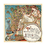 The Peacock's Complaint  Illustration from 'Baby's Own Aesop'  Engraved and Printed by Edmund…