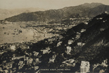 Looking East  Hong Kong  from an Album of Photographs Relating to the Service of Pte H Chick  1940