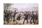 Battle of the Pyrenees  1813  1900