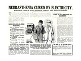 Advertisement for the Pulvermacher Electrological Institute Ltd  Published in 'The Sphere' …