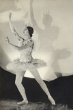 Dame Margot Fonteyn de Arias  from 'Footnotes to the Ballet'  Published 1938