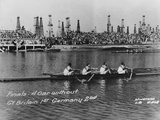 Great Britain  Gold Medallists in the Coxless Fours at the 1932 Los Angeles Olympic Games