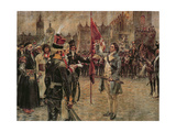 Tadeusz Kosciuszko Arrives in Cracow on the 24th March 1794 to Rally the Polish People to Fight…